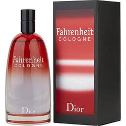 FAHRENHEIT by Christian Dior Cologne SPRAY 6.8 OZ for MEN
