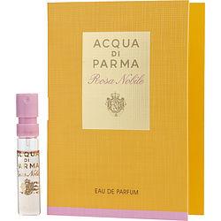 ACQUA DI PARMA by Acqua di Parma ROSA NOBILE EDP SPRAY VIAL for WOMEN