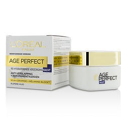 L'OREAL by L'Oreal Age Perfect Re-Hydrating Night Cream - For Mature Skin -/1.7OZ for WOMEN