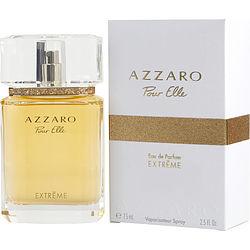 AZZARO POUR ELLE EXTREME by Azzaro EDP SPRAY 2.5 OZ for WOMEN