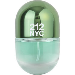 212 by Carolina Herrera EDT SPRAY .68 OZ (PILLS EDITION) *TESTER for WOMEN