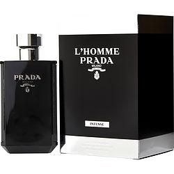 PRADA L HOMME INTENSE by Prada EAU DE PARFUM SPRAY 3.4 OZ for MEN 134cbe2364fe