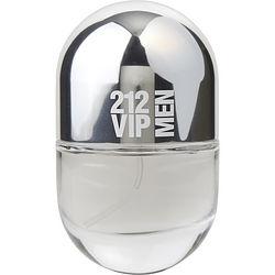 212 VIP by Carolina Herrera EDT SPRAY .68 OZ (PILLS EDITION) *TESTER for MEN
