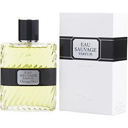 EAU SAUVAGE PARFUM by Christian Dior EAU DE PARFUM SPRAY 3.4 OZ (NEW PACKAGING) for MEN
