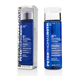 Peter Thomas Roth by Peter Thomas Roth Glycolic Solutions 8% Toner -/5OZ for WOMEN