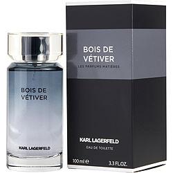 dce94e2265e KARL LAGERFELD BOIS DE VETIVER by Karl Lagerfeld EDT SPRAY 3.3 OZ for MEN