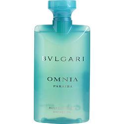 BVLGARI OMNIA PARAIBA by Bvlgari SHOWER OIL 2.5 OZ for WOMEN