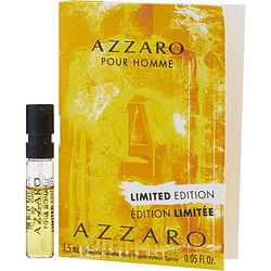 Azzaro Pour Homme Summer By Azzaro Edt Vial Mini (Edition 2015) For Men