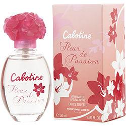 CABOTINE FLEUR DE PASSION by Parfums Gres EDT SPRAY 1.7 OZ for WOMEN