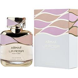 ARMAF LA ROSA by Armaf EAU DE PARFUM SPRAY 3.4 OZ for WOMEN