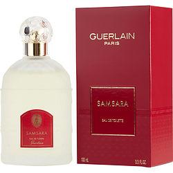 SAMSARA by Guerlain EDT SPRAY 3.3 OZ (NEW PACKAGING) for WOMEN