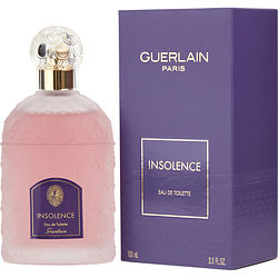 INSOLENCE by Guerlain EDT SPRAY 3.3 OZ (NEW PACKAGING) for WOMEN
