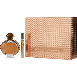 PACO RABANNE OLYMPEA INTENSE by Paco Rabanne SET-EAU DE PARFUM SPRAY 2.7 OZ & EAU DE PARFUM SPRAY .34 OZ MINI for WOMEN 305380