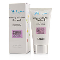 The Organic Pharmacy by The Organic Pharmacy Purifying Seaweed Clay Mask (Limited Edition) - 2.03OZ for WOMEN