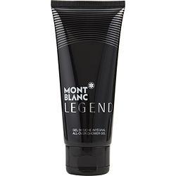 MONT BLANC LEGEND by Mont Blanc ALL OVER SHOWER GEL 3.4 OZ for MEN