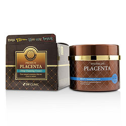 3W Clinic by 3W Clinic Premium Placenta Deep Cleansing Cream -/10OZ for WOMEN