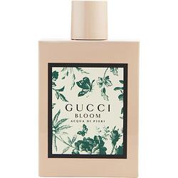 GUCCI BLOOM ACQUA DI FIORI by Gucci EDT SPRAY 3.3 OZ *TESTER for WOMEN
