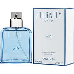 ETERNITY AIR by Calvin Klein EDT SPRAY 6.7 OZ for MEN