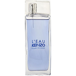 L'EAU KENZO by Kenzo EDT SPRAY 3.3 OZ (UNBOXED) for MEN Launched by the design house of Kenzo in, L'EAU KENZO by Kenzo for MEN posesses a blend of: It is recommended for wear.
