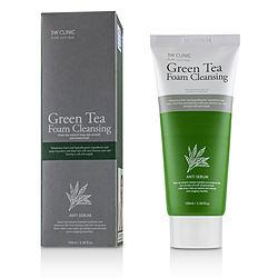 3W Clinic By 3W Clinic Green Tea Foam Cleansing -/3.38Oz For Women