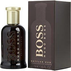 BOSS BOTTLED OUD by Hugo Boss EDP SPRAY 1.6 OZ for MEN