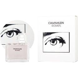 CALVIN KLEIN WOMEN by Calvin Klein EDP SPRAY 3.4 OZ for WOMEN