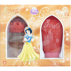 'Snow White By Disney Set-edt Spray 1.7 Oz (castle Packaging) & Shower Gel 2.5 Oz For Women