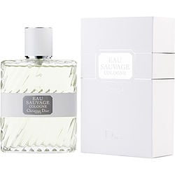 EAU SAUVAGE by Christian Dior EDC SPRAY 3.4 OZ for MEN