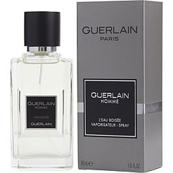 Guerlain Homme L'Eau Boisee By Guerlain Edt Spray 1.6 Oz (New Packaging) For Men
