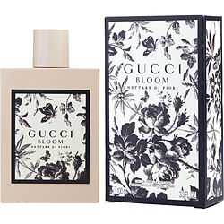 GUCCI BLOOM NETTARE DI FIORI by Gucci EAU DE PARFUM INTENSE SPRAY 3.3 OZ for WOMEN Launched by the design house of Gucci in 2018, GUCCI BLOOM NETTARE DI FIORI by Gucci for WOMEN posesses a blend of: Rose, Ginger, Jasmine, Honeysuckle, Musk It is recommended for wear.
