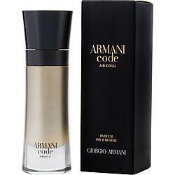 armani code absolu price