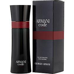 ARMANI CODE A-LIST by Giorgio Armani EDT SPRAY 2.5 OZ for MEN