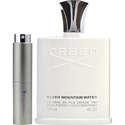 CREED SILVER MOUNTAIN WATER by Creed EDP SPRAY .27 OZ (TRAVEL SPRAY) for MEN
