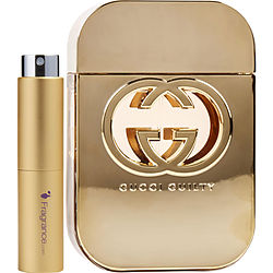 GUCCI GUILTY by Gucci EDT SPRAY .27 OZ (TRAVEL SPRAY) for WOMEN
