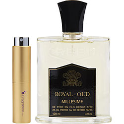 CREED ROYAL OUD by Creed EDP SPRAY .27 OZ (TRAVEL SPRAY) for UNISEX