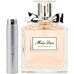 MISS DIOR (CHERIE) by Christian Dior EDT SPRAY 0.27 OZ (TRAVEL SPRAY) for WOMEN