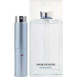 DIOR HOMME (NEW) by Christian Dior Cologne SPRAY .27 OZ (TRAVEL SPRAY) for MEN