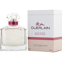 MON GUERLAIN BLOOM OF ROSE by Guerlain EDT SPRAY 3.3 OZ for WOMEN