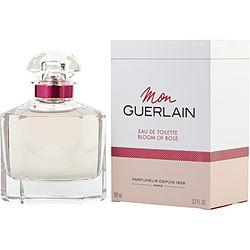MON GUERLAIN BLOOM OF ROSE by Guerlain EDT SPRAY 1.7 OZ for WOMEN