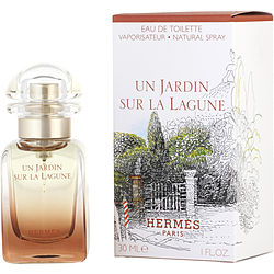 UN JARDIN SUR LA LAGUNE by Hermes EDT SPRAY 1 OZ for UNISEX Launched by the design house of Hermes in 2019, UN JARDIN SUR LA LAGUNE by Hermes for UNISEX posesses a blend of: Magnolia, Woody notes, Lily, Pitosporum, Sea notes It is recommended for wear.
