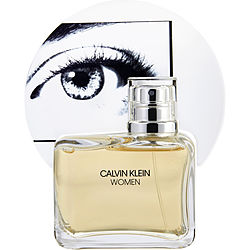CALVIN KLEIN WOMEN by Calvin Klein EDT SPRAY 3.4 OZ *TESTER for WOMEN