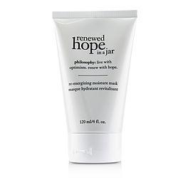 Philosophy by Philosophy Renewed Hope In A Jar Re-Energizing Moisture Mask -/4OZ for WOMEN