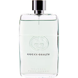 GUCCI GUILTY Cologne by Gucci EDT SPRAY 3 OZ *TESTER for MEN