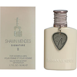 SHAWN MENDES SIGNATURE II by Shawn Mendes EAU DE PARFUM SPRAY 1.7 OZ for UNISEX
