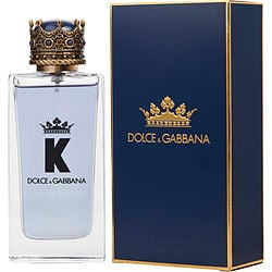 DOLCE & GABBANA K by Dolce & Gabbana EDT SPRAY 3.3 OZ for MEN