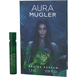 'Aura Mugler By Thierry Mugler Eau De Parfum Spray Vial On Card For Women