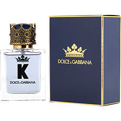 DOLCE & GABBANA K by Dolce & Gabbana EDT SPRAY 1.7 OZ for MEN