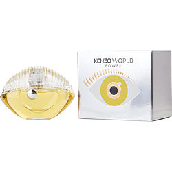 KENZO WORLD POWER by Kenzo EDP SPRAY 2.5 OZ for WOMEN