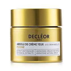 Decleor by Decleor Peony Eye Cream Absolute -/0.46OZ for WOMEN