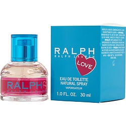 RALPH LOVE by Ralph Lauren EDT SPRAY 1 OZ for WOMEN